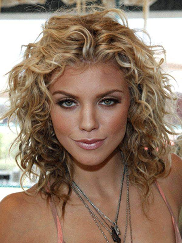 low updo hairstyles : No Maintenance Haircuts For Wavy Hair hairstylegalleries.com